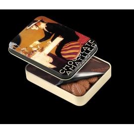 Hojas Finas Chocolate con Leche 60g