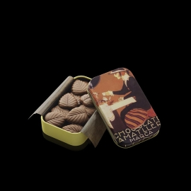 Hojas Finas Chocolate con Leche 30g