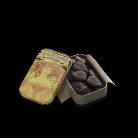 Hojas Finas Chocolate 70% Cacao 30g