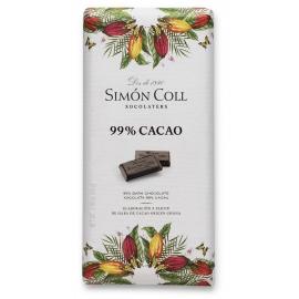 Chocolate 99% cacao 85g