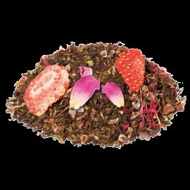 Pu Erh Chocolate, Fresa y menta