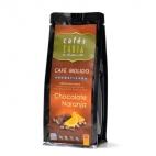 Café de Chocolate Naranja
