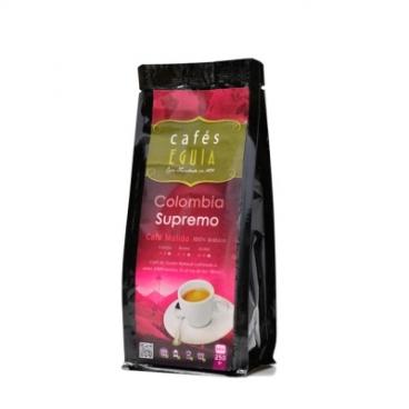 Café gourmet descafeinado Colombia